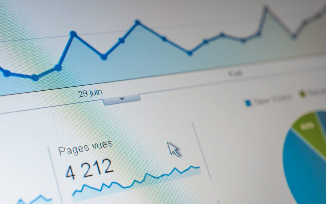 Google Analytics Dasboard